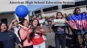 American High School system