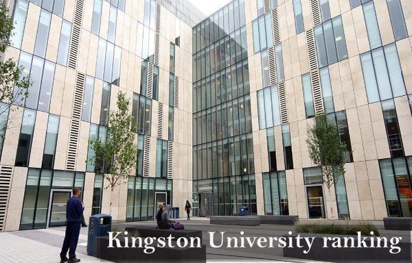 Kingston University world ranking