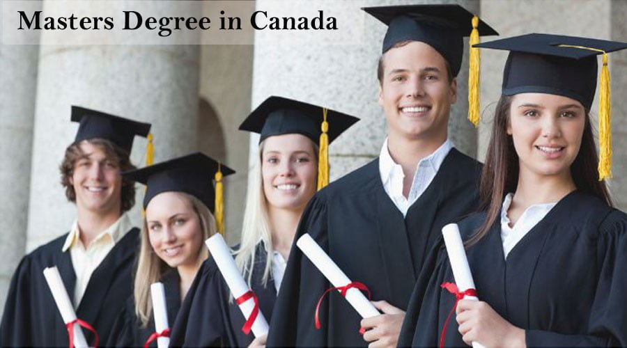 Masters degree in Canada