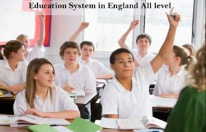 Secondary education in UK