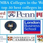 Top 10 MBA Colleges In The World Where You Can Complete Your MBA