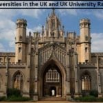 Top universities in the UK and UK University ranking 2020