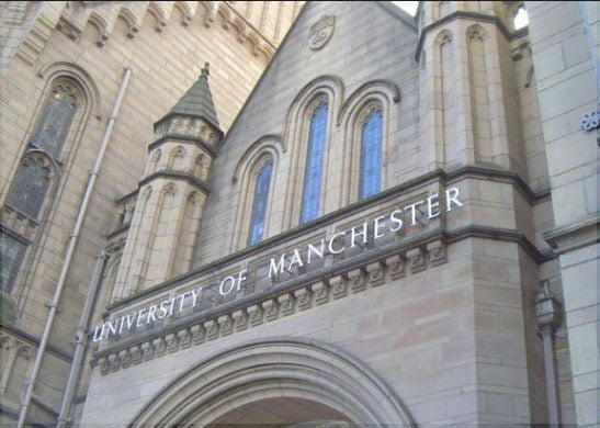 University of Manchester world ranking
