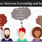 Difference between externship and internship | Externship VS Internship