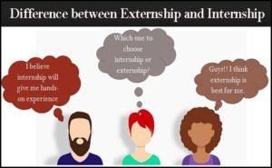 Externship VS Internship