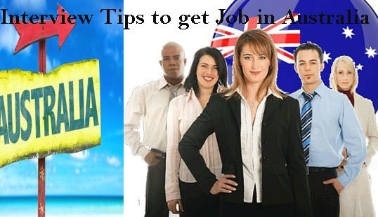 Employment prospect in Australia