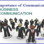 Importance of Communication in Business and Organization