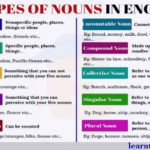 Types of Noun With Examples And Definition