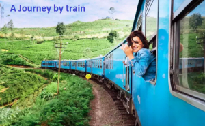 A journey by train