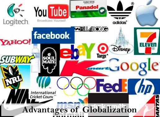 Advantages of Globalization