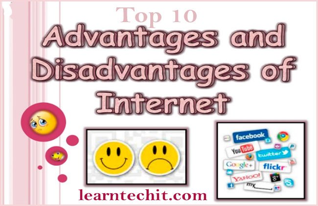 Advantages and Disadvantages Of Internet And It's Importance