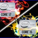 Intel Core i5 vs core i7 differences with features details