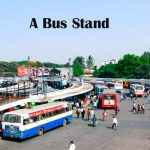 Short Paragraph on A bus stand for class Six to Ten
