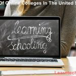 List Of Online Colleges In The United States