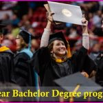 Get Fastest Graduation with 1 year Bachelor Degree Program