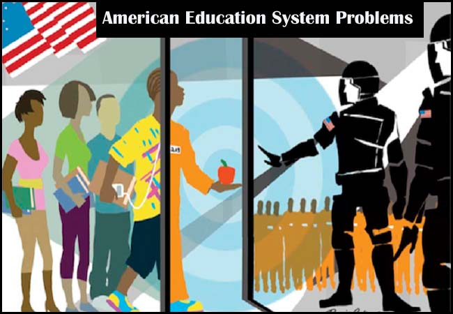 American education system problems