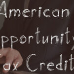(AOTC) American Opportunity Tax Credit